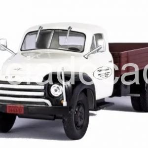 Caminhão Opel Blitz Ii Pedregulho 1/43 Deagostini