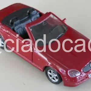 Mercedes Benz Slk Vermelho 1:35 – Maisto